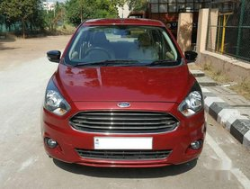 Used Ford Figo Aspire 2018 MT for sale in Hyderabad