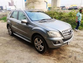 Used Mercedes Benz M Class 2011 AT for sale in Kolkata