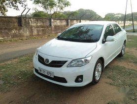 Used Toyota Corolla Altis 1.8 G 2012 MT for sale in Chennai