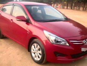 2017 Hyundai Verna 1.6 SX VTVT MT for sale in Mumbai