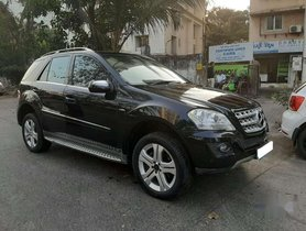 Used 2010 Mercedes Benz M Class MT for sale in Mumbai