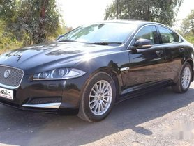 Used Jaguar XF, 2013, Diesel AT for sale in Ahmedabad