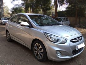 2014 Hyundai Verna 1.6 SX MT for sale in Mumbai