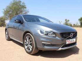 Used Volvo S60 Cross Country 2017 AT for sale in Ahmedabad