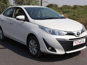 Used 2019 Toyota Yaris AT for sale in Ahmedabad