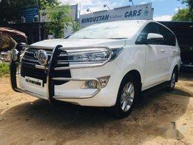 Used 2017 Toyota Innova Crysta MT for sale in Tirunelveli