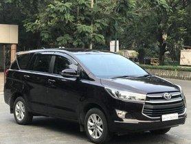 2018 Toyota Innova Crysta 2.4 GX 8S BSIV MT in Thane