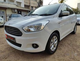 Used Ford Figo Aspire 2016 MT for sale in Ahmedabad