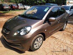2015 Honda Amaze S i-DTEC MT for sale in Kolkata