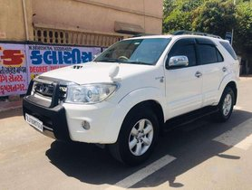 Used Toyota Fortuner 2011, Diesel MT for sale in Ahmedabad