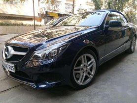 Used Mercedes Benz E Class 2015 AT for sale in Kolkata