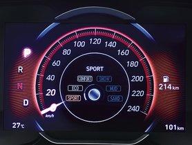 Hyundai Creta Turbo Get 3 Drive Modes, 3 Terrain Modes and 7-Speed DCT As Standard