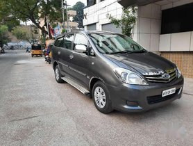 Toyota Innova 2.5 G4 8 STR, 2011, Diesel MT for sale in Hyderabad