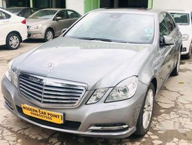 Used Mercedes Benz E Class 2010 MT for sale in Chandigarh