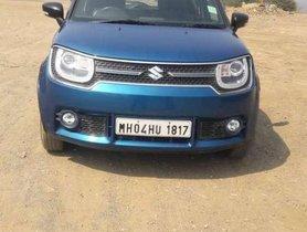 Used 2017 Maruti Suzuki Ignis 1.2 Alpha MT for sale in Thane