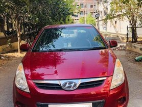 Used Hyundai i20 Magna 1.2 2010 MT for sale in Hyderabad