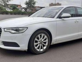 Used Audi A6 2.0 TDI 2013 AT for sale in Mumbai
