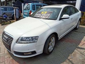 Used Audi A6 2.7 TDI 2011 AT for sale in Ranchi