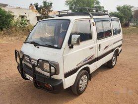 Used 2011 Maruti Suzuki Omni MT for sale in Coimbatore