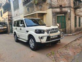 Used Mahindra Scorpio 2018 MT for sale in Kolkata