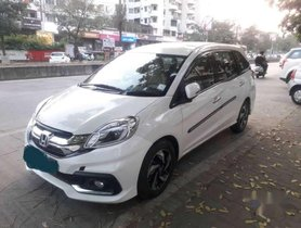 Used Honda Mobilio 2015 MT for sale in Thane