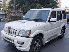 Used Mahindra Scorpio 2012 MT for sale in Mumbai