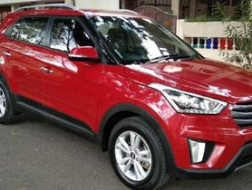 Hyundai Creta 1.6 SX Plus, 2015, Petrol MT for sale in Nagar