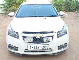 Used Chevrolet Cruze LTZ 2011 MT for sale in Erode