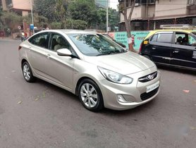 Hyundai Verna 1.6 CRDi SX, 2012, AT for sale in Mumbai