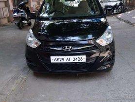 Hyundai I10 Sportz 1.2, 2011, Petrol MT for sale in Hyderabad