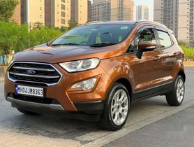 Used 2018 Ford EcoSport MT for sale in Goregaon