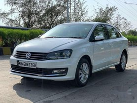 Used Volkswagen Vento 2018 MT for sale in Goregaon