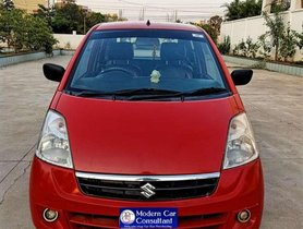 Maruti Suzuki Zen Estilo LXI, 2009, Petrol MT for sale in Hyderabad