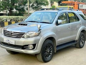 Toyota Fortuner 3.0 4x2 , 2015, Diesel AT for sale in Mumbai