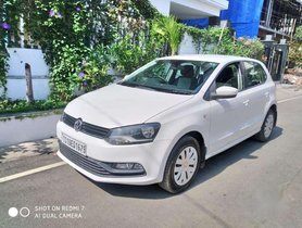 Used Volkswagen Polo 2015, Petrol MT for sale in Hyderabad