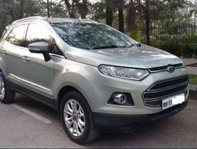 Ford EcoSport Titanium 1.5 TDCi, 2014, Diesel MT for sale in Mumbai