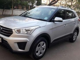 Used Hyundai Creta 1.6 E Plus 2017 MT in Ahmedabad