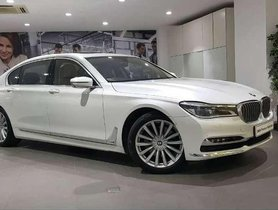Used 2018 BMW 7 Series AT for sale in Mumbai
