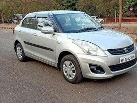 Maruti Suzuki Swift Dzire VDi BS-IV, 2015, Diesel MT for sale in Mumbai