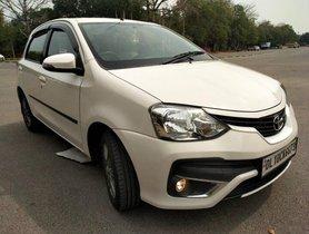 Toyota Etios Liva VX 2017 MT for sale in Faridabad