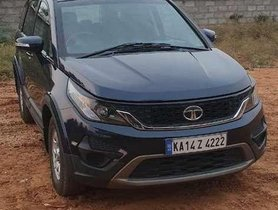 Used Tata Hexa XM 2018 MT for sale in Nagar
