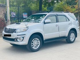 Used 2013 Toyota Fortuner 3.0 Diesel MT for sale in Faridabad