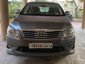 Used Toyota Innova 2.5 VX 7 STR 2012 MT for sale in Erode
