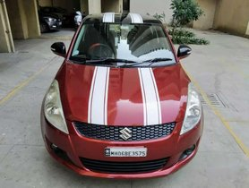Used Maruti Suzuki Swift VDI 2013 MT for sale in Mumbai