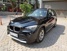Used BMW X1 sDrive20d, 2012, Diesel AT for sale in Thane
