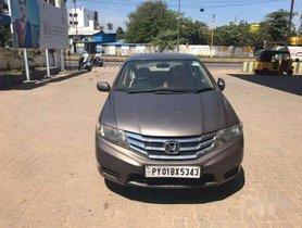 Honda City S 2013 MT for sale in Pondicherry