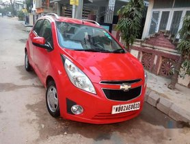 Used Chevrolet Beat LT 2013 MT for sale in Kolkata