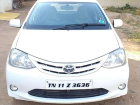 Used Toyota Etios Liva GD 2012 MT for sale in Erode