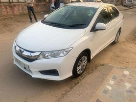 Used Honda City, 2014, Petrol MT for sale in Gurgaon
