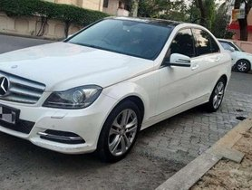 Mercedes Benz C-Class 220 2014 AT for sale in Nagpur